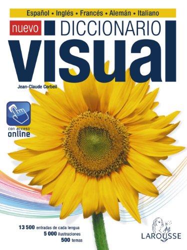 Diccionario Visual Multilingüe + online (Larousse - Diccionarios Visuales)