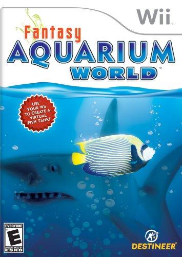Fantasy Aquarium - Nintendo Wii - 1