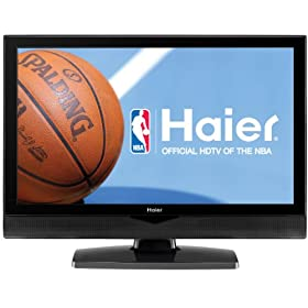 Haier L24C1180 23.6-Inch 1080p LCD TV -Black