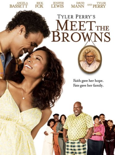 Tyler Perry Meet The Browns Characters