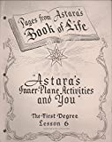 img - for Pages from Astara's Book of Life: