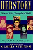 cover of Herstory: Women Who Changed the World