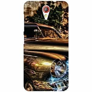HTC Desire 620 G Majestic Matte Finish Phone Cover - Matte Finish Phone Cover