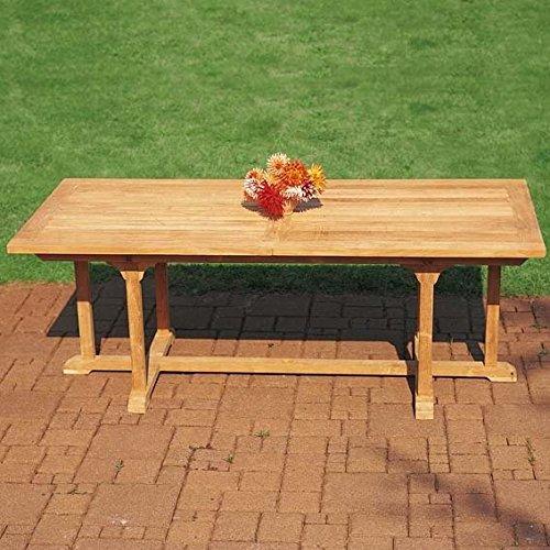 Gärtner Pötschke TEAK-Maxi-Tisch King Henry, Länge 200-300 cm jetzt kaufen