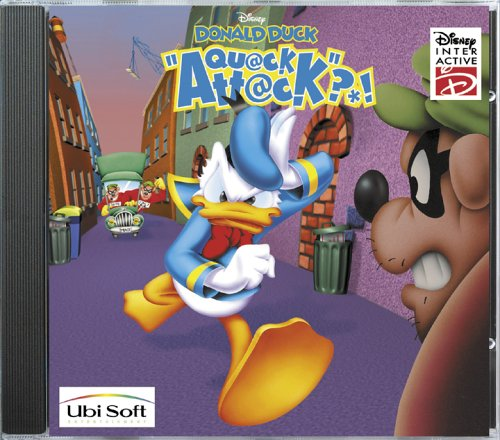Donald Duck: Quack Attack - Action Game [Software Pyramide]