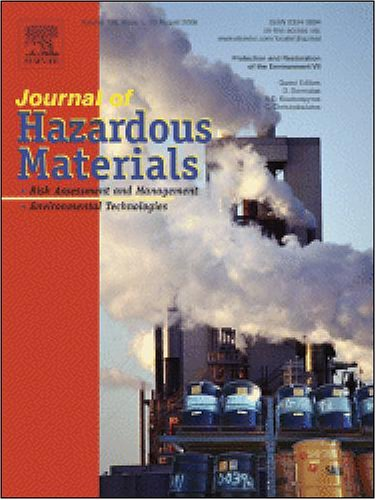 "Importance of H""2O""2/Fe^2^+ ratio in Fenton's treatment of a carpet dyeing wastewater [An article from: Journal of Hazardous Materials]"