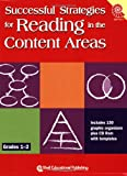 img - for Successful Strategies for Reading in the Content Area, Grades 1-2 book / textbook / text book