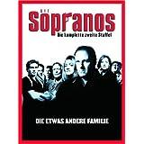 """Die Sopranos - Die komplette zweite Staffel (4 DVDs)von """"James Gandolfini"""""""