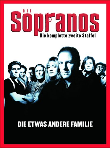 Die Sopranos - Die komplette zweite Staffel (4 DVDs)