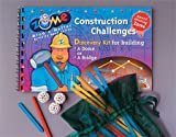 Construction Challenges: Discovery Kit for building a dome or a bridge (Mind'n Matter series)