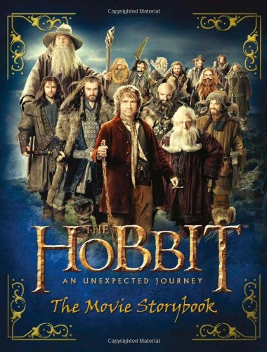 The Hobbit: An Unexpected Journey - Movie Storybook