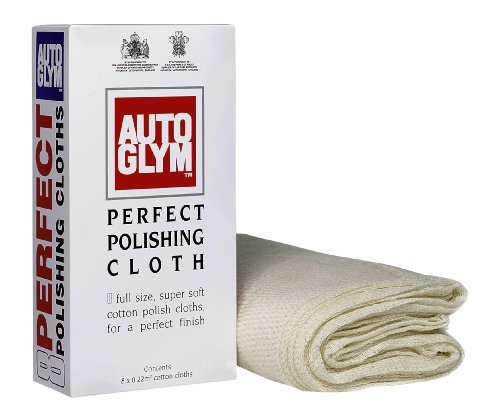 Autoglym Perfect Polishing Cloth (8 Pieces)