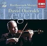 Beethoven/Mozart Violin Concerto/Violin Concerto No. 3 (Oistrakh) [CD+DVD]