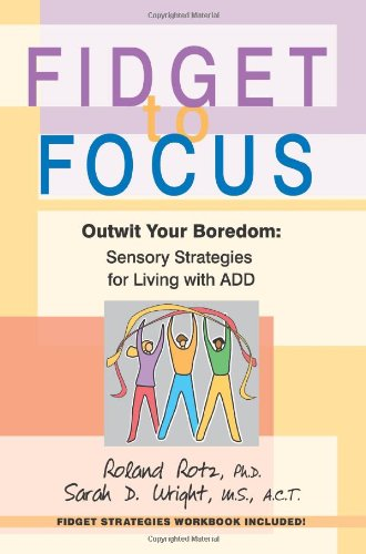 Download Free PDF Textbooks Fidget To Focus Outwit Your Boredom Sensory St
