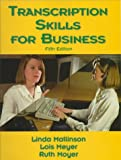 img - for Transcription Skills for Business (5th Edition) book / textbook / text book
