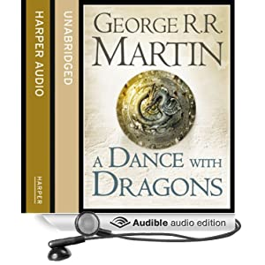 Amazon.com: A Dance with Dragons (Part One): Book 5 of A ... A Dance With Dragons Audiobook Cover