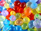 myLife (TM) Multi Colored - Flexible Latex Rubber (100 Count Pack - Standard Size) Water Bomb Grenade Balloons (Fantastic for Birthday Parties)