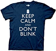 Doctor Who Keep Calm And Don't Blink…