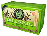 Triple Leaf Teas - Dieters Green Herbal Tea, 20 bag