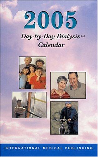 Dialysis Calendar *Buy 5 Get 1 Free*
