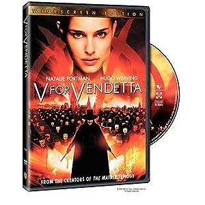 V for Vendetta / V pour Vendetta (Bilingual) (Widescreen)