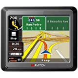 "Aviton AZ291MA 3.5"" Portable Navigation Device"