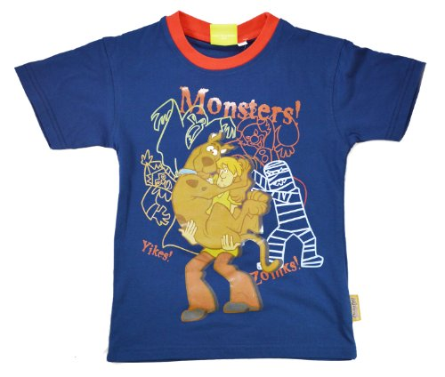 Scooby-Doo Monsters T. Shirt (4 Yrs) front-884480