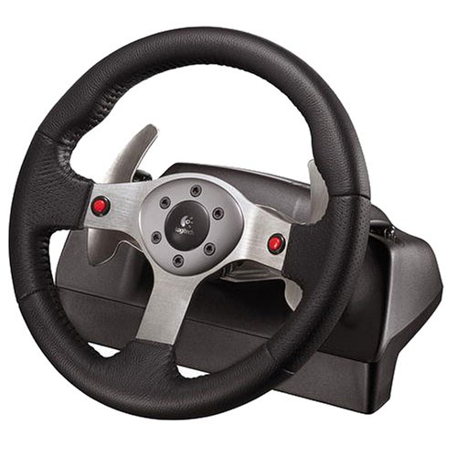 Logitech G25 Racing Wheel