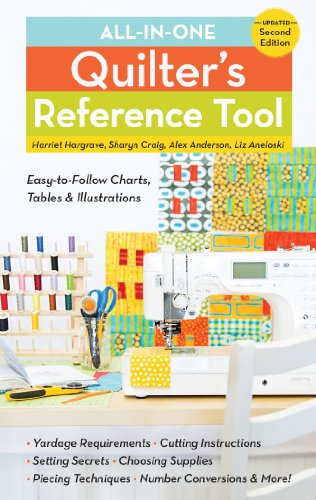 Download All-in-One Quilter's Reference Tool: Updated