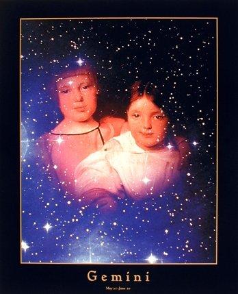 Astrology-Gemini-May-22-Jun-22-Zodiac-Horoscope-Wall-Decor-Art-Print-Poster-16x20