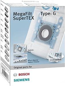 Bosch BBZ41FG Staubsaugerbeutel 468383