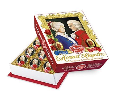 Reber Mozart and Constanze Kugeln 240 g (Mozart Kugeln Chocolates compare prices)