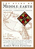 The Atlas of Middle-Earth (0395535166) by Fonstad, Karen Wynn