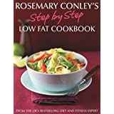 Step By Step Low Fat Cookbookby Rosemary Conley