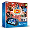 Console Playstation Vita Wifi + Lego mega pack + carte memoire 8 Go