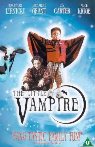 The Little Vampire [DVD] [2000]