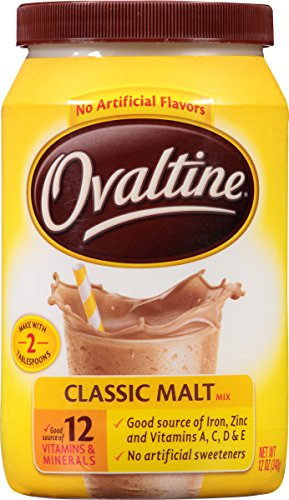 Ovaltine Malt 12 Oz (Pack Of 6)