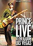 Prince: Live at the Aladdin Las Vegas [DVD] [Import]