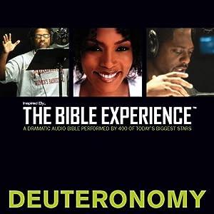 Deuteronomy Audiobook