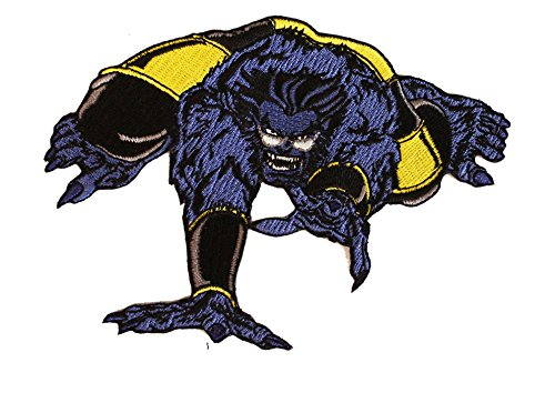 Application X-Men Beast Patch