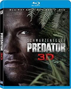Predator (Blu-ray 3D + Blu-ray + DVD) by 20th Century Fox Home Entertainment