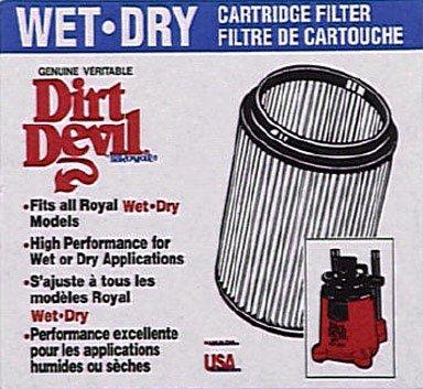 3-120171-044 Dirt Devil Vacuum Cleaner Replacement Hepa Filter