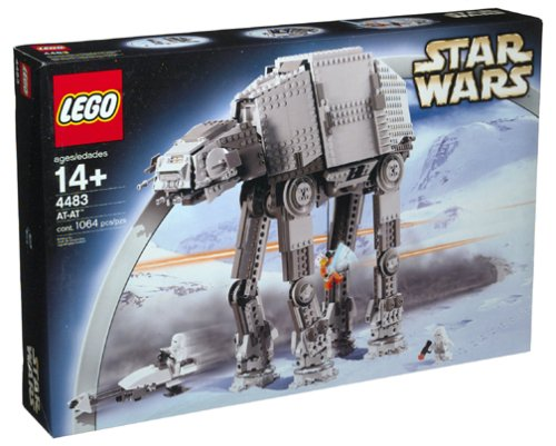 LEGO Star Wars: AT-AT Walker Amazon.com