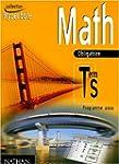 Math Tle S obligatoire : Programme 2002