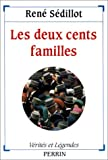 echange, troc René Sédillot - Les deux cents familles