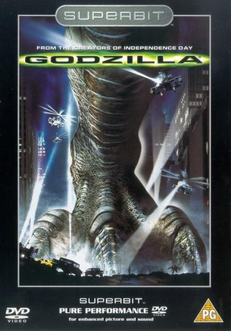 Godzilla --Superbit [DVD] [1998]
