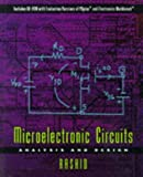 img - for Microelectronic Circuits: Analysis and Design book / textbook / text book