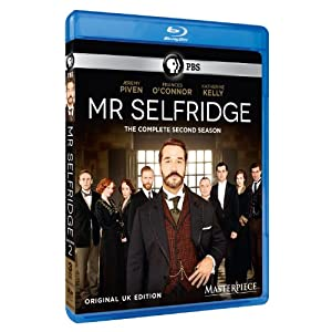 Masterpiece: Mr. Selfridge Season 2 (Blu-ray)
