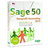 Sage 50 Premium Accounting for Non-Profits 2013 5-Users