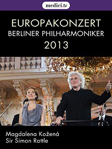 Europakonzert 2013 from Prague